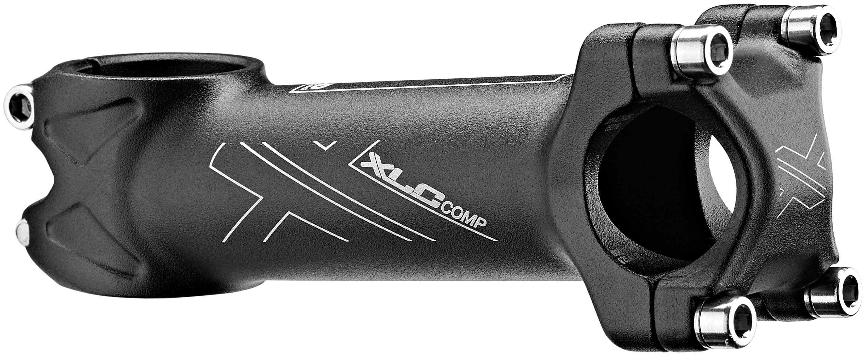 """XLC Comp A-Head Vorbau ST-M15 Alu 35° 1 1//8/"""" Ø25,4mm 60mm Fahrrad schwarz"""